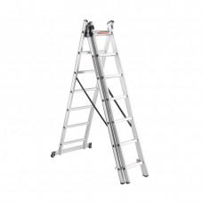 DNIPRO-M Лестница алюминиевая универсальная CL-307