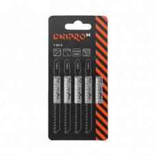 DNIPRO-M Пильное полотно для лобзика Т 101 D