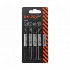 DNIPRO-M Пильное полотно для лобзика Т 101 В