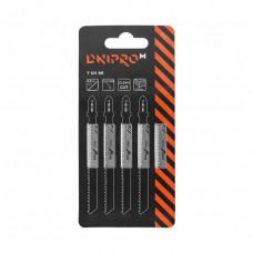 DNIPRO-M Пильное полотно для лобзика Т 101 ВR