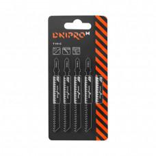 DNIPRO-M Пильное полотно для лобзика Т 111 C