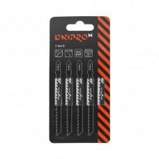 DNIPRO-M Пильное полотно для лобзика Т 144 D